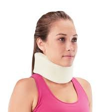 Soft Foam Collar (Class 1 medical device) ~supplied to NHS ~ Neck Brace, Physio Neck Support, Room Neck Collar ~ Sizes : Small / Medium / Large ~ (Small)