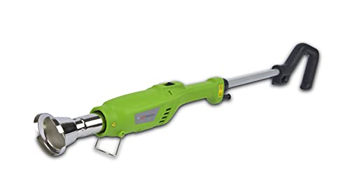 ToolTronix 2000W Electric Weed Killer Hot Air Burner- No Chemicals Eco Friendly Wand Thermal Weeding Stick - up to 600 Degree Weeder Hot Air Blaster Torch for Garden, Patio, Driveway