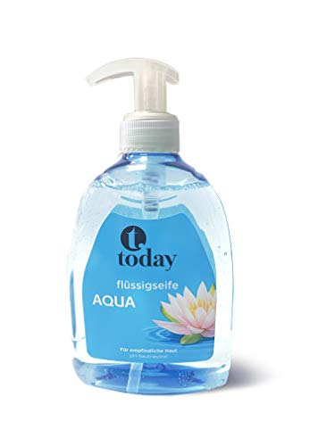 Today Hand Soap - PH Neutral - Alkaline Free - 500ml Bottle - Pack of 6