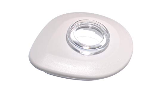 Replacement White Lid Assembly (Includes Measuring Cup/Cap) for KitchenAid Stand Blender (Models Starting KSB555, 5KSB555)