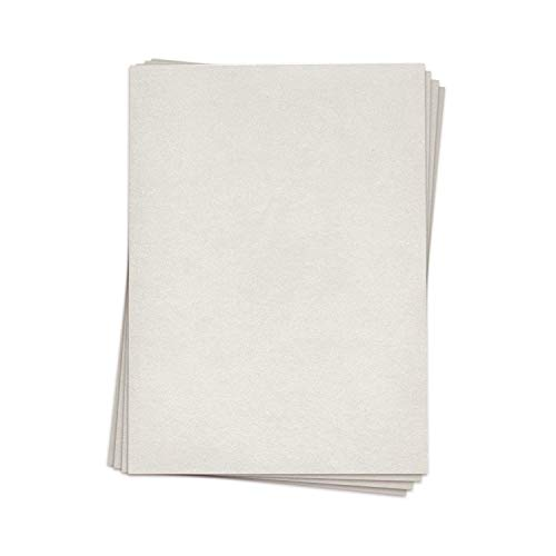 Edible Wafer Paper (White) A4 Size Pack of 10