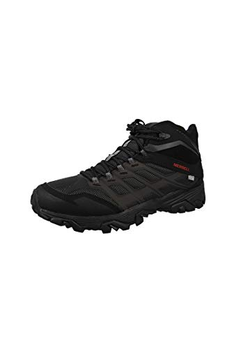 Merrell Men's Moab Fst Ice+ Thermo Snow Boots, Black, 9.5 UK