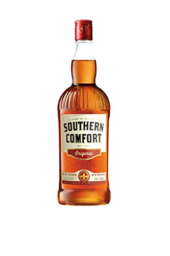 Southern Comfort Original Liqueur with Whiskey, 1 Litre, ABV 35%