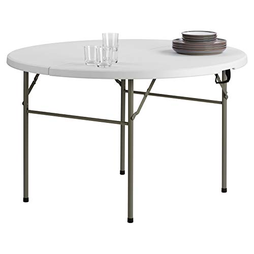 Hartleys 4ft Round Folding Table