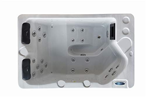 Haisland 2019 New Special Design 1.8 Meter Outdoor Whirlpool Massage bathtub 2 Person Hot Tubs SPA Hot Tub Jacuzzi M-3375