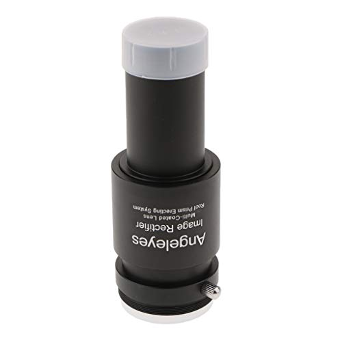 MagiDeal For Newtonian Reflecting Telescope Erecting Roof Prism Barlow Lens 2X High Power 1.25