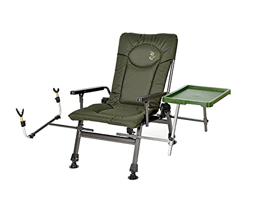 Carp Solid Steel Fishing Accessories Chair, Folding Armchair Folding Arm Chairs (F5R ST/P)