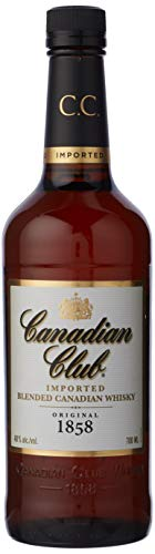 Canadian Club Blended Whisky 70 cl