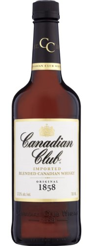 Canadian Club Canadian Whisky 70cl