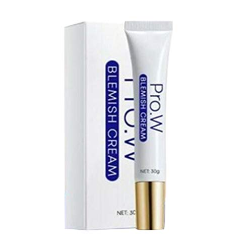 Ranana Whitening Cream, Blemish Spot Treatments Acne Cream Acne Scar Removal Cream with Salicylic Acid Acne Pimple Cream Gel for Adults and Teens, 30g decent