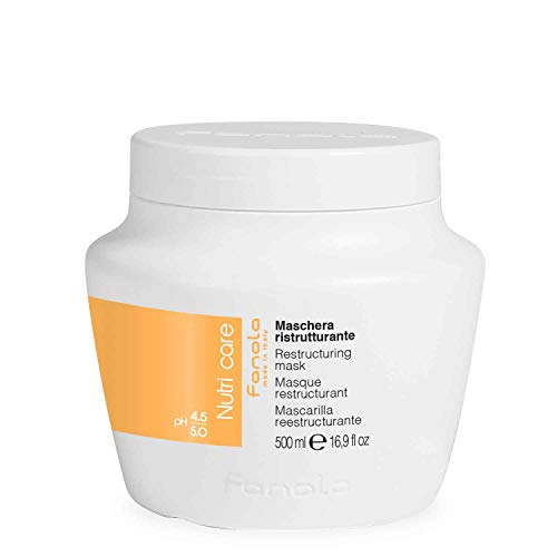 FANOLA Nutri Care Restructuring Hair Mask - 500 ML