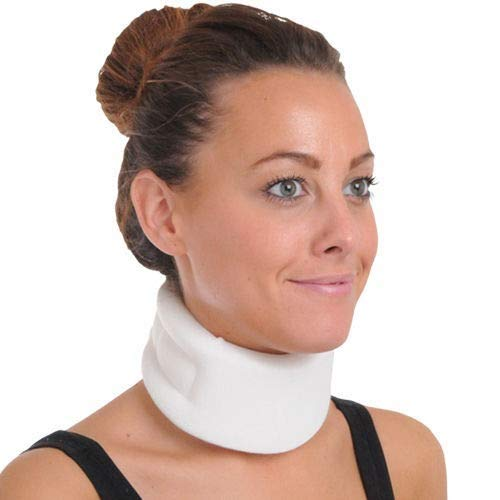Express Orthopaedic® - Medically Approved Soft Foam Surgical Collar (Class 1 Medical Device) - As Supplied to UK Hospitals (Medium)
