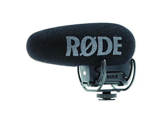 RØDE VideoMic Pro+ Compact Directional On-camera Microphone