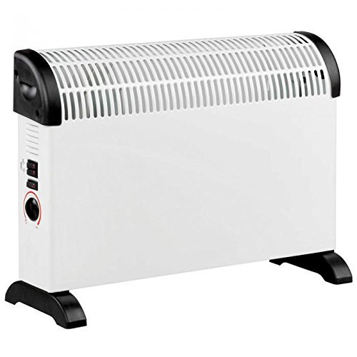 BARGAINS-Galore® 2000W Portable Electric Thermostat CONVECTOR Heater Winter 2KW Wall Mounted