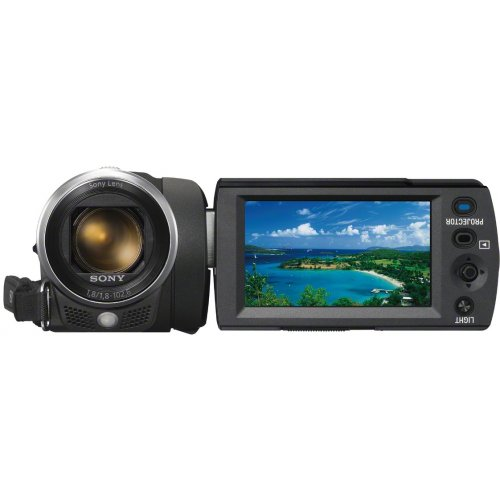 Sony DCR-PJ5E hand-held camcorder - camcorders
