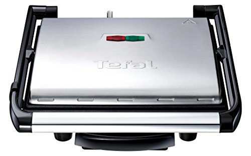 Tefal GC241D40 Inicio Grill, (6 Portions), 2000 W, Stainless Steel