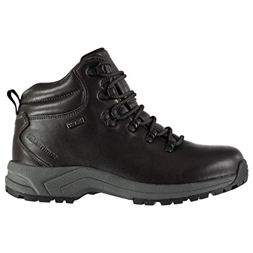 Karrimor Womens Batura WTX Walking Boots Lace Up Breathable Waterproof Padded Brown UK 7 (40)