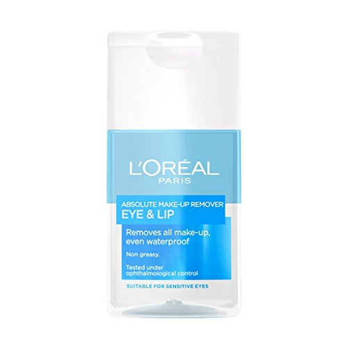L'Oreal Paris Absolute Biphase Waterproof Make-Up Remover for Eye & Lip 125 ml