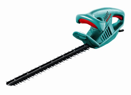 Bosch 0600847B70 AHS 50-16 Electric Hedge Cutter, 500 mm Blade Length, 16 mm Tooth Opening, Green