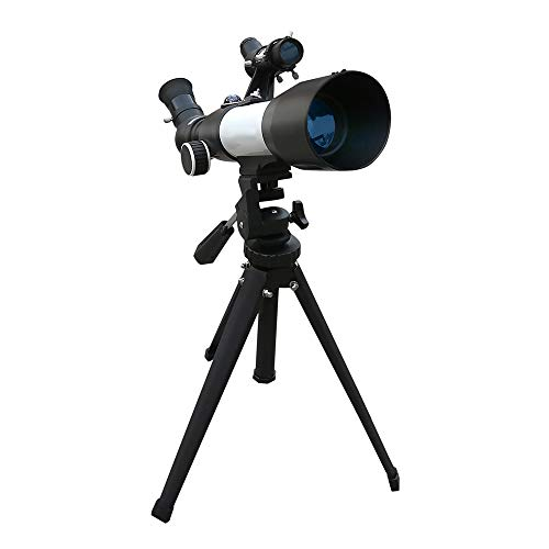 Astronomical Telescope Freely Deploys 14X/39X/42X/117X Magnification, Professional High Power Optical HD Reflecting Telescope, Portable Outdoor Hiking Trip Monocular