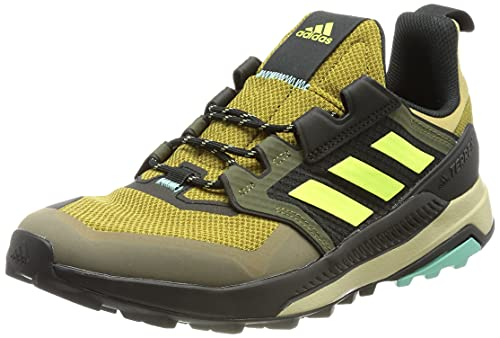 adidas Men's Terrex Trailmaker Low Rise Hiking Boots, Mussil Amalre Orohal, 9 UK