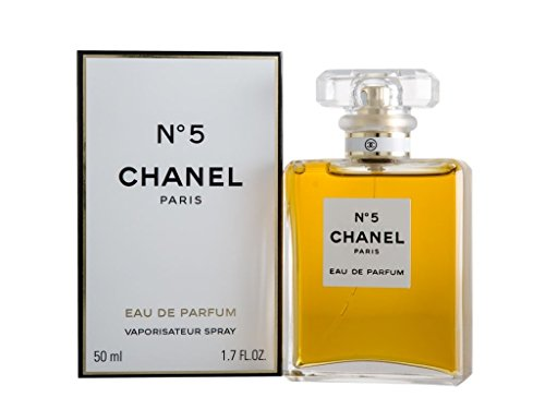 Chanel No. 5 FOR WOMEN by Chanel - 50 ml EDP Spray