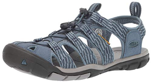 KEEN Women's Clearwater CNX Water Shoes, Multicoloured Blue Mirage Citadel 1020663, 6 UK