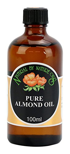 Natural By Nature Oils Almond Oil 100ml