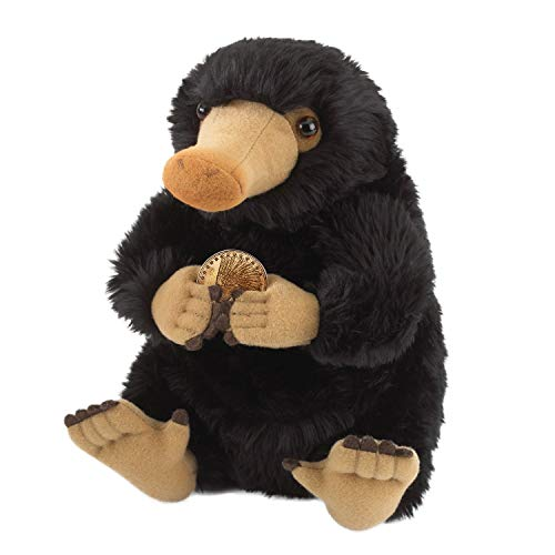 The Noble Collection Fantastic Beasts Niffler Plush - Officially Licensed 9in (23cm) Plush Toy Dolls Gifts