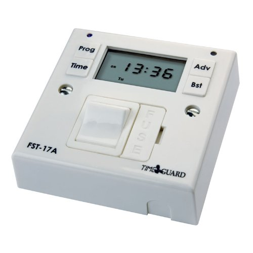 Timeguard FST77 7-Day Supply Master Fused Spur Timeswitch