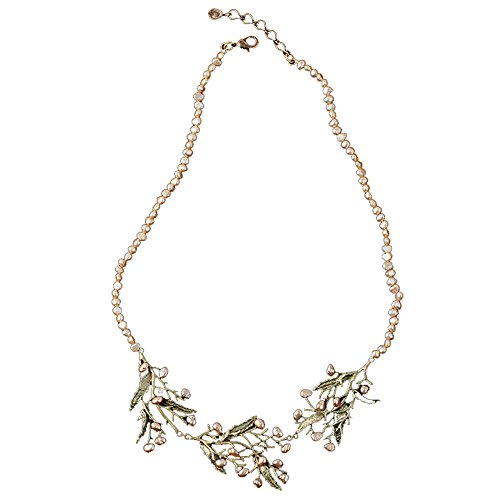 Michael Michaud Seaweed Pearl Necklace for Silver Seasons