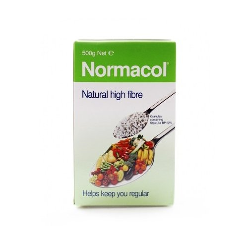 Normacol Natural Fibre Gentle Laxatives 500g