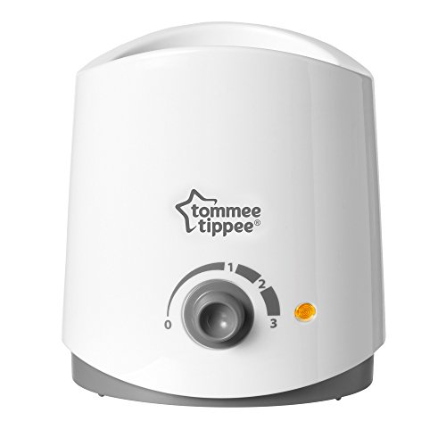 Tommee Tippee Closer to Nature Electric Baby Bottle and Food Warmer, White