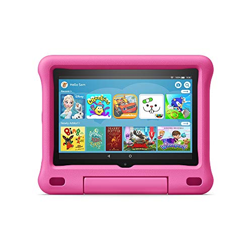 Fire HD 8 Kids tablet | for ages 3-7 | 8