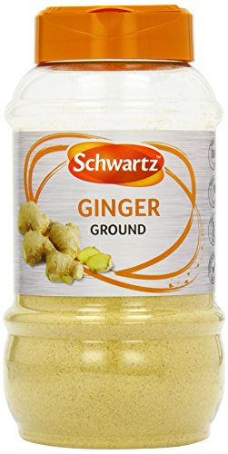 Schwartz Ground Ginger Powder, Warm and Sweet Aromatic Spice for Indian Curry Sauce, 0.31 kg