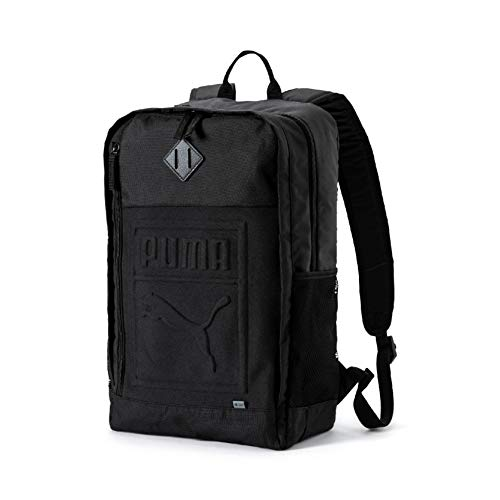 PUMA Unisex Adults' Active Backpack, Black, One Size