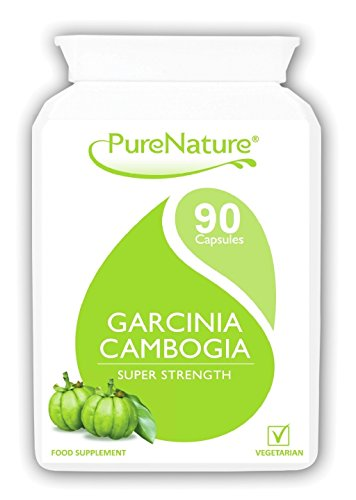90 Garcinia Cambogia 1500mg Daily with Essential Potassium & Calcium for Rapid Absorption & No Stimulants 100% Quality Assured Money Back Gaurantee  Safe UK Made 5 STAR Rated   Suitable for Vegetarians & Vegans   Full Month Supply