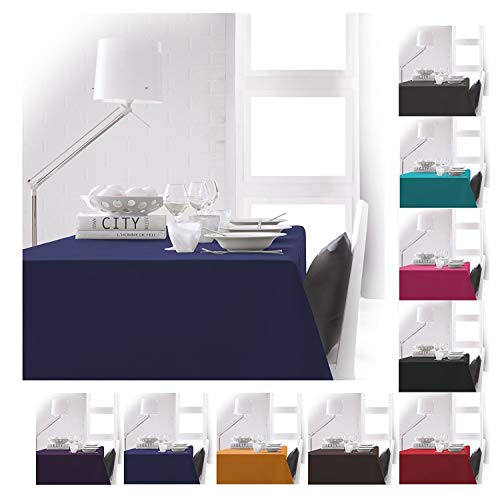 Home Direct Extra Large Rectangular Fabric Tablecloth Table Cover 150x250cm 59