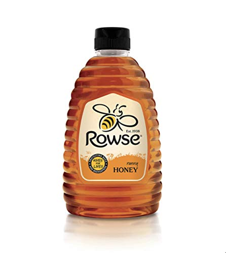 Rowse Blossom Honey Squeezable (1.36kg)