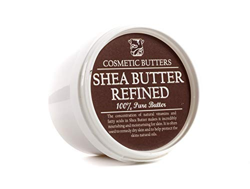 Shea Butter Refined - 100% Pure and Natural - 100g
