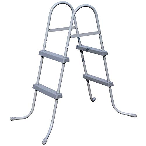Denny International 2 Step Pool Ladder For Inflatable Paddling Swimming Pool for 33