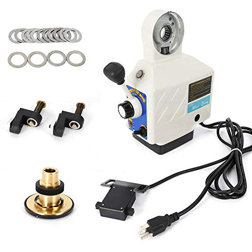 X-Axis Power Feed Drive Feed Kit for Bridgeport Milling Machine
