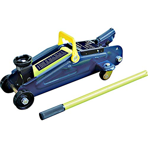 Sakura 2 Tonne Hydraulic Trolley Jack For Cars And Other Vehicles SS5191 – Lifting Range 135 x 335mm – TUV/GS Approved