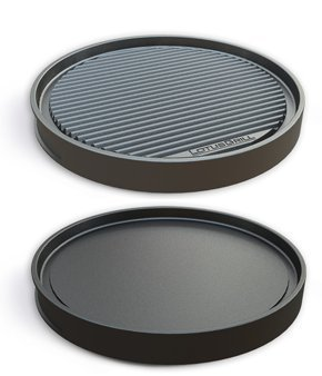LotusGrill Grill teppanyaki plate - Specially developed For Smoke Free Charcoal Grill/Table Grill