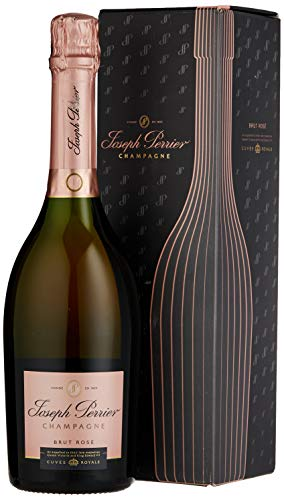 Joseph Perrier Cuvee Royale Rose Champagne Gift Box, 75 cl