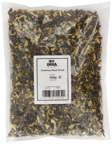 Old India Comfrey Root Dried 500g