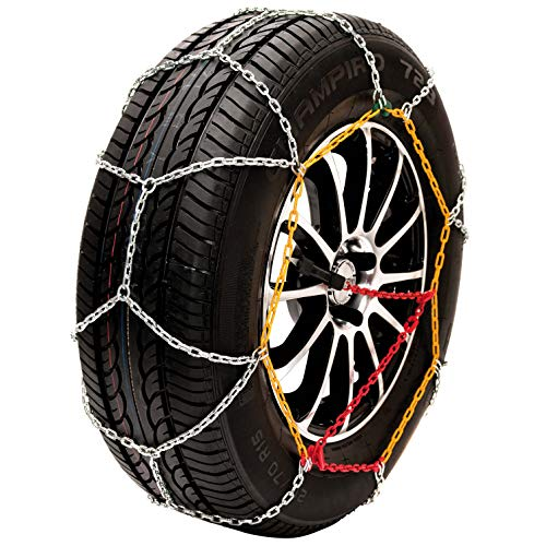 Husky Sumex Winter Classic Alloy Steel Snow Chains for 16