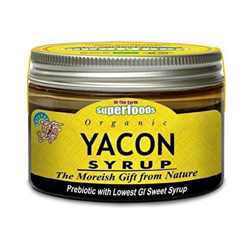 Of The Earth Superfoods Organic Dried Yacon Syrup 150g (2 Pack)
