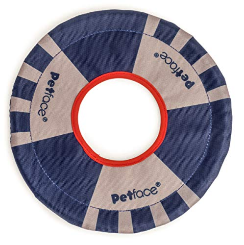 Petface Outdoor Paws Fabric Frisbee Dog Toy