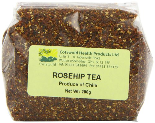 Cotswold Rosehip Tea 200 g (Pack of 5)